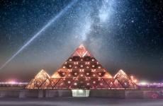 An Astonising Time-Lapse Of Burning Man